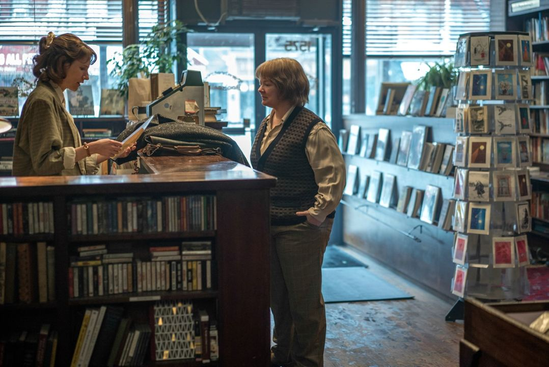 Can You Ever Forgive Me? : Bild Dolly Wells, Melissa McCarthy