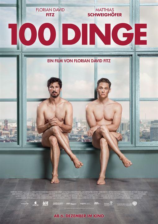 100 Dinge : Kinoposter