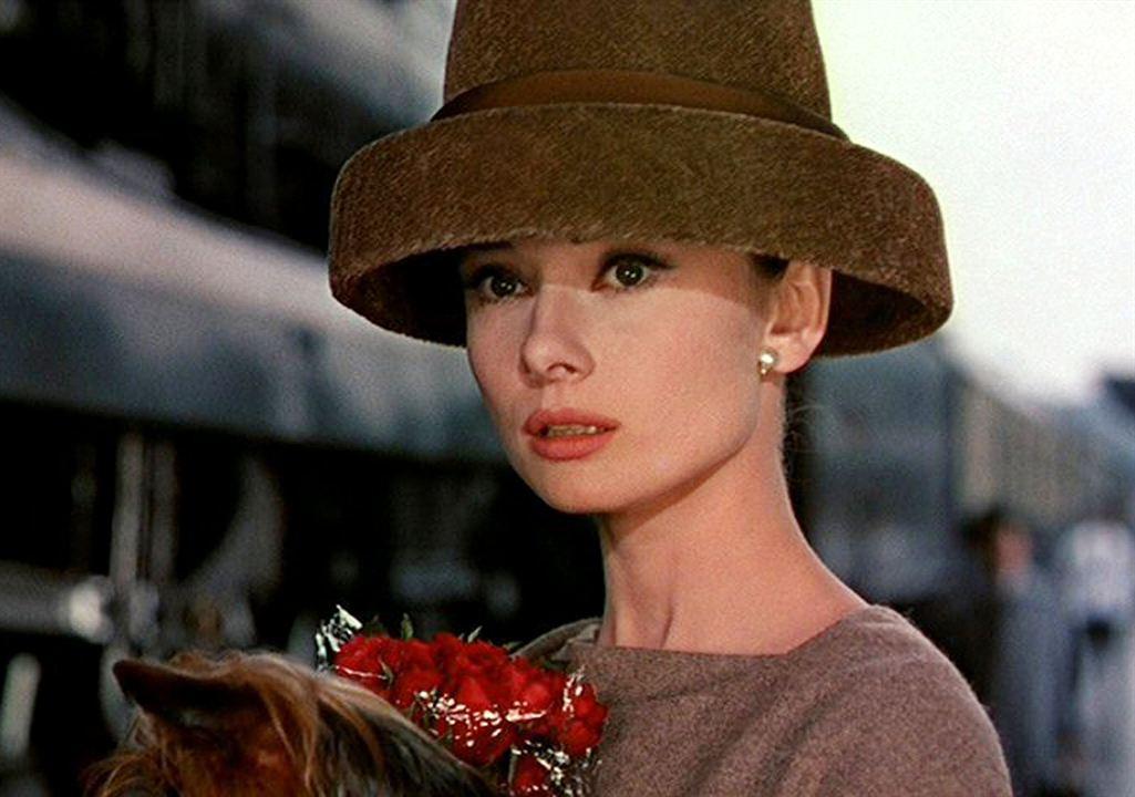 Ein süßer Fratz : Bild Audrey Hepburn