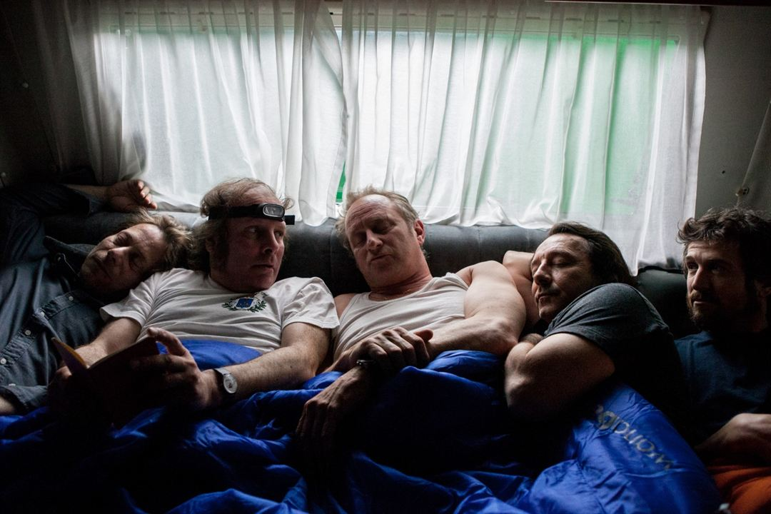 Ein Becken voller Männer : Bild Benoît Poelvoorde, Guillaume Canet, Jean-Hugues Anglade, Mathieu Amalric, Philippe Katerine