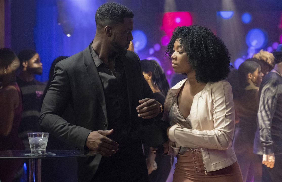Bild Brandy Norwood, Lance Gross