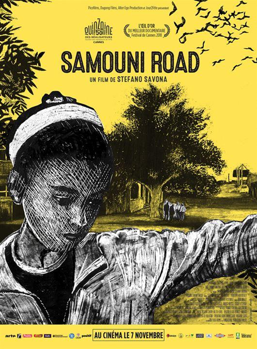 Samouni Road : Kinoposter