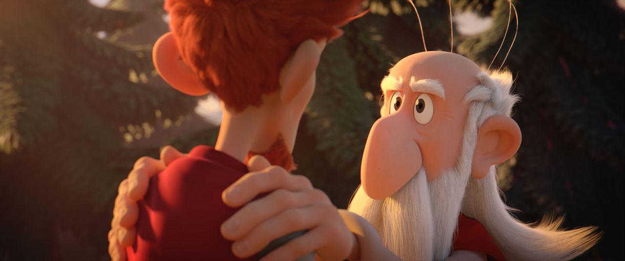 Asterix und das Geheimnis des Zaubertranks : Bild