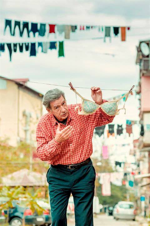 Vom Lokführer, der die Liebe suchte... : Bild Predrag 'Miki' Manojlovic