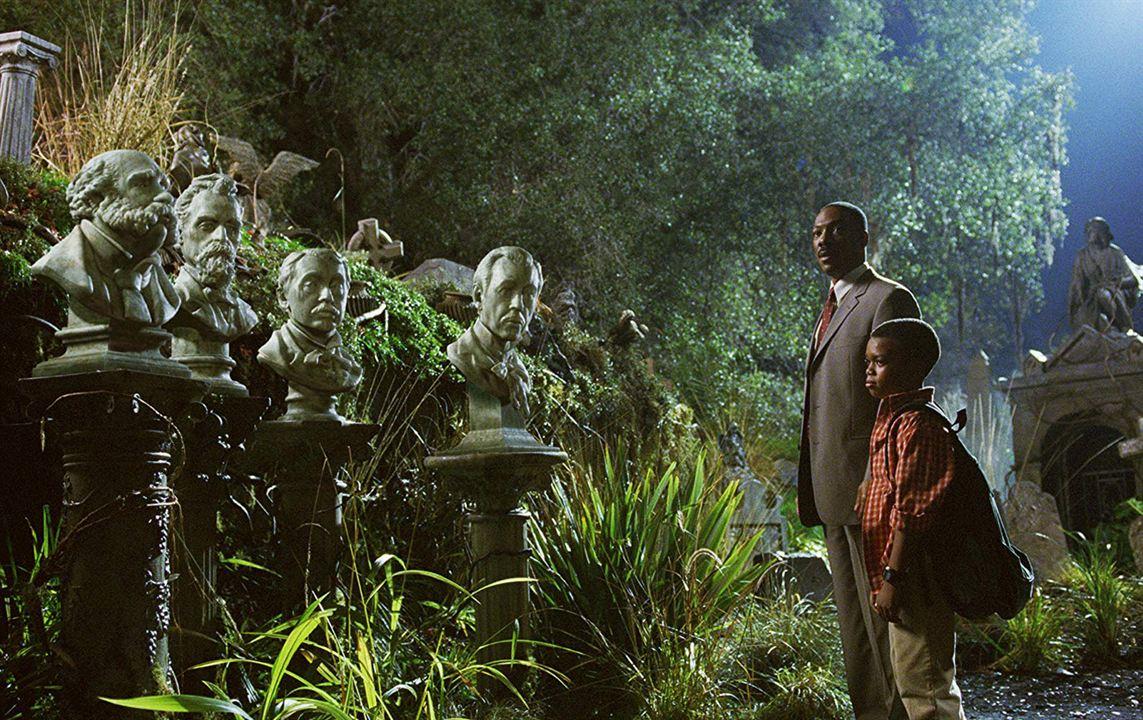 Die Geistervilla : Bild Eddie Murphy, Marc John Jefferies