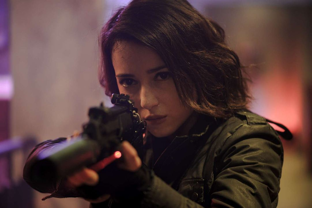 The Night Comes For Us : Bild Julie Estelle