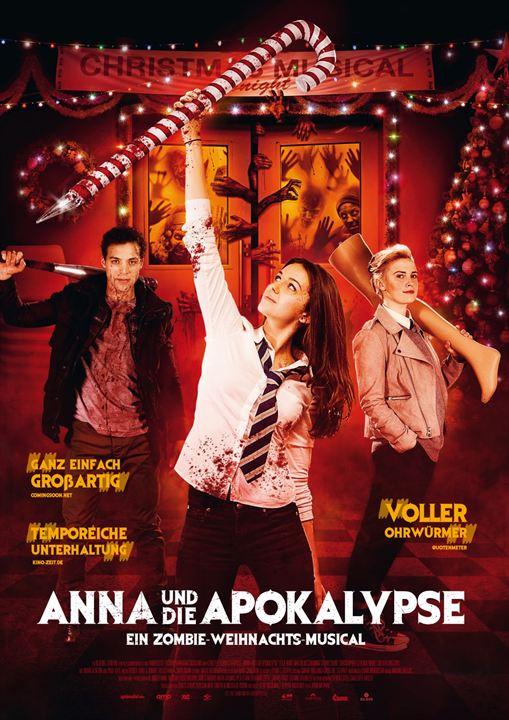 Anna und die Apokalypse : Kinoposter