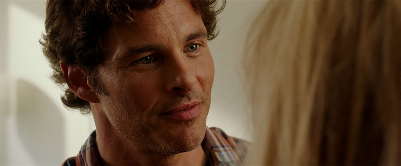 The Female Brain : Bild James Marsden
