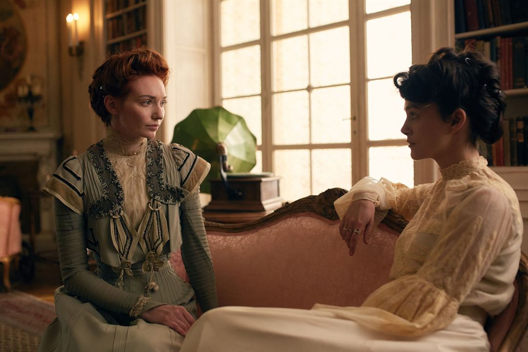 Colette : Bild Eleanor Tomlinson, Keira Knightley