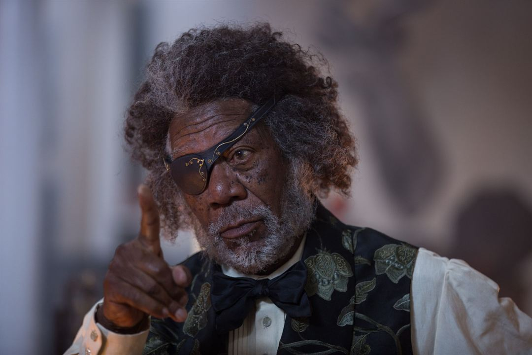 Der Nussknacker und die vier Reiche : Bild Morgan Freeman
