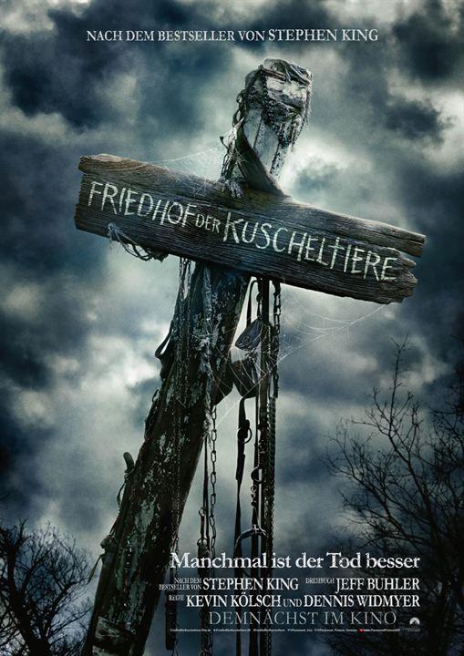 Friedhof der Kuscheltiere : Kinoposter