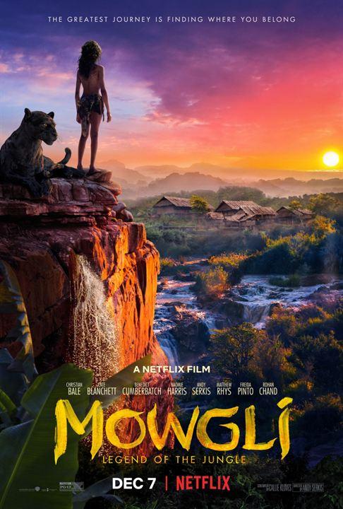 Mogli: Legende des Dschungels : Kinoposter
