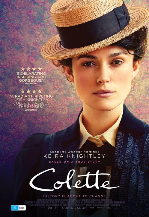 Colette : Kinoposter