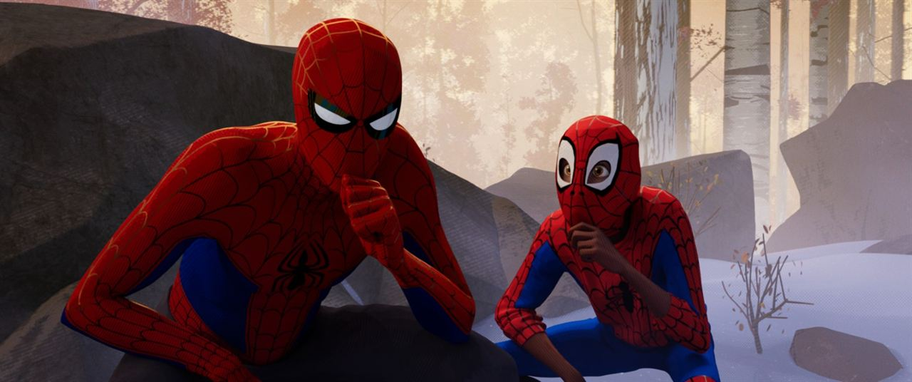 Spider-Man: A New Universe : Bild