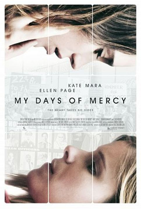 My Days Of Mercy : Kinoposter