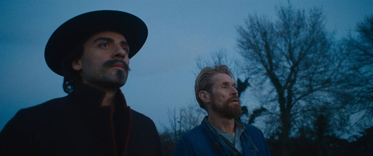Van Gogh - An der Schwelle zur Ewigkeit : Bild Oscar Isaac, Willem Dafoe