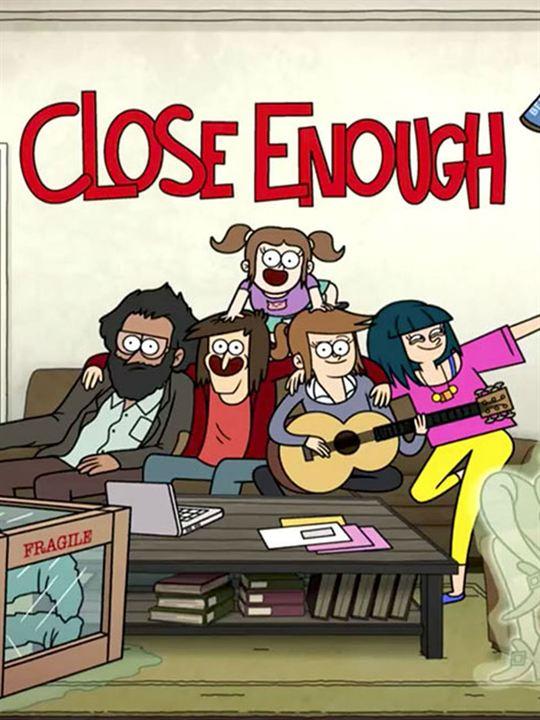 Close Enough : Kinoposter