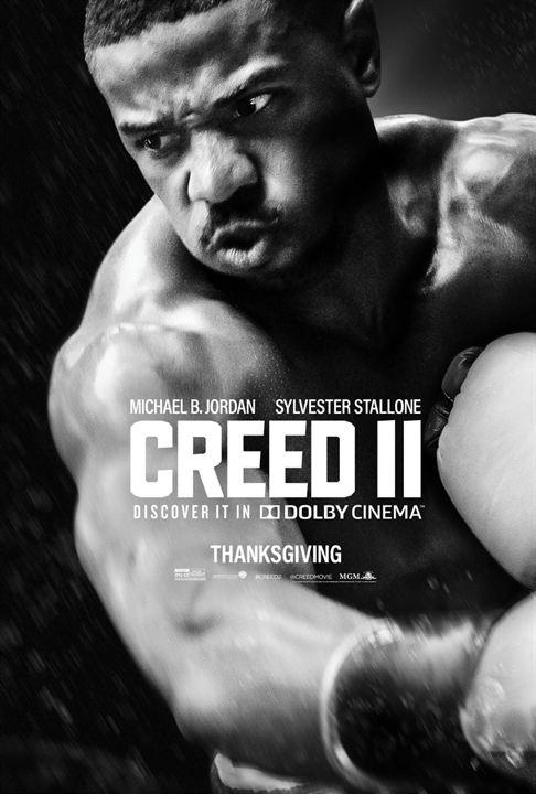 Creed II – Rocky's Legacy : Kinoposter