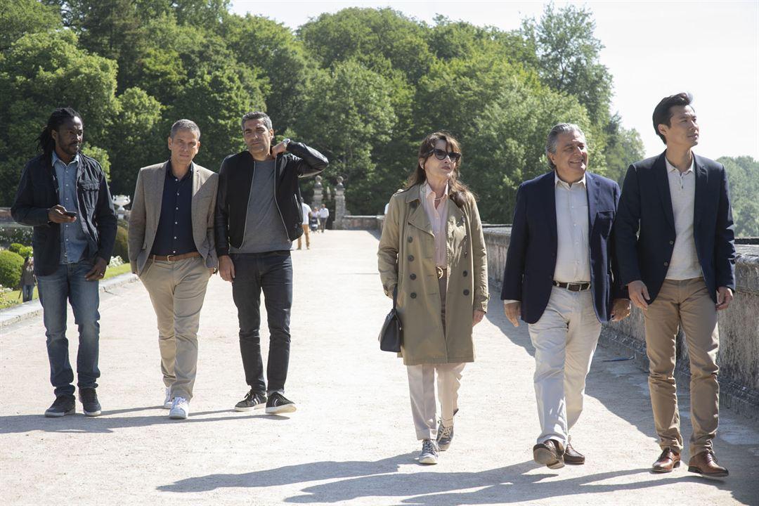 Monsieur Claude 2 : Bild Ary Abittan, Chantal Lauby, Christian Clavier, Frédéric Chau, Medi Sadoun