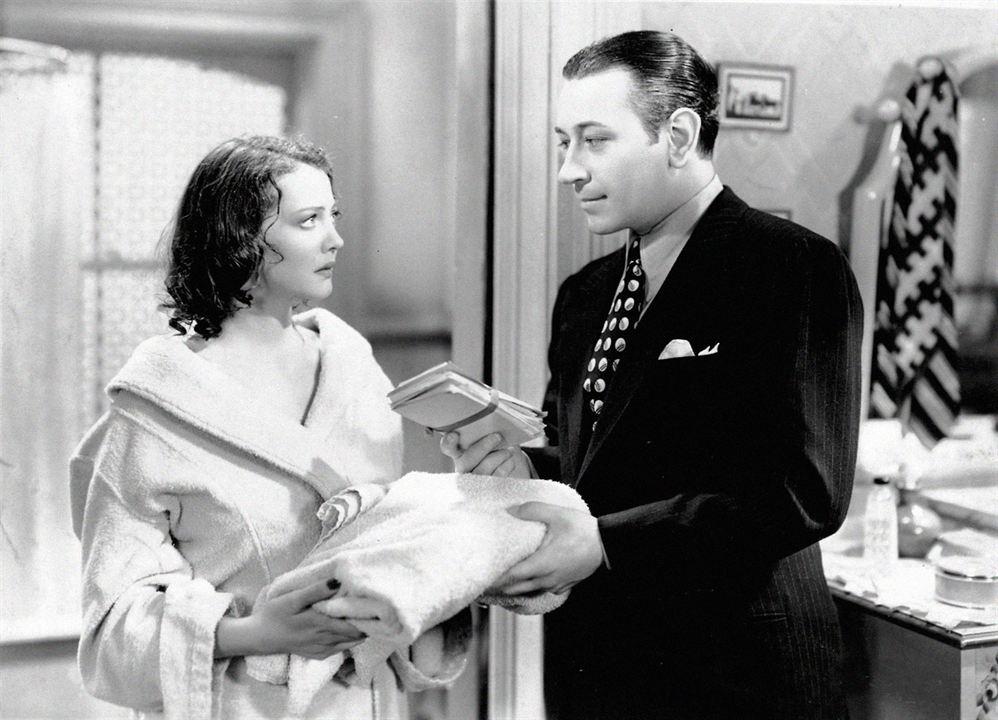 Du und ich : Bild George Raft, Sylvia Sidney