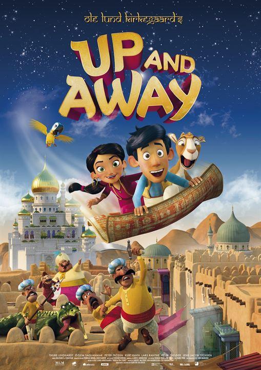 Kleiner Aladin und der Zauberteppich : Kinoposter