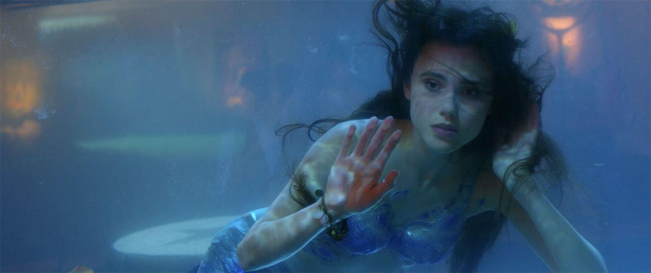 Die kleine Meerjungfrau : Bild Poppy Drayton