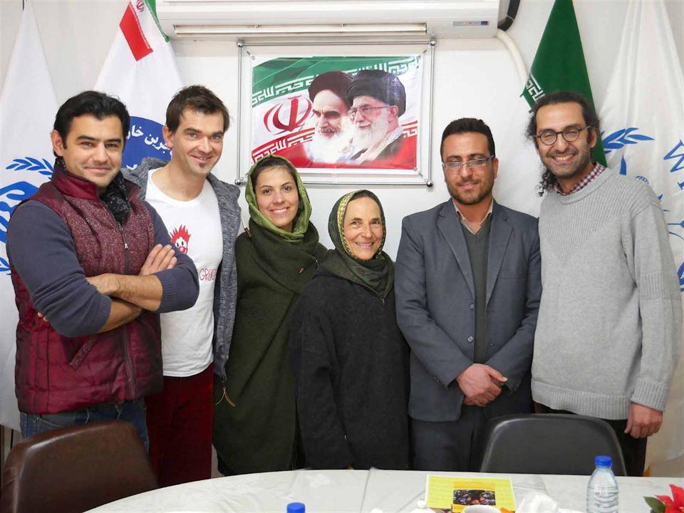 Joy In Iran : Bild