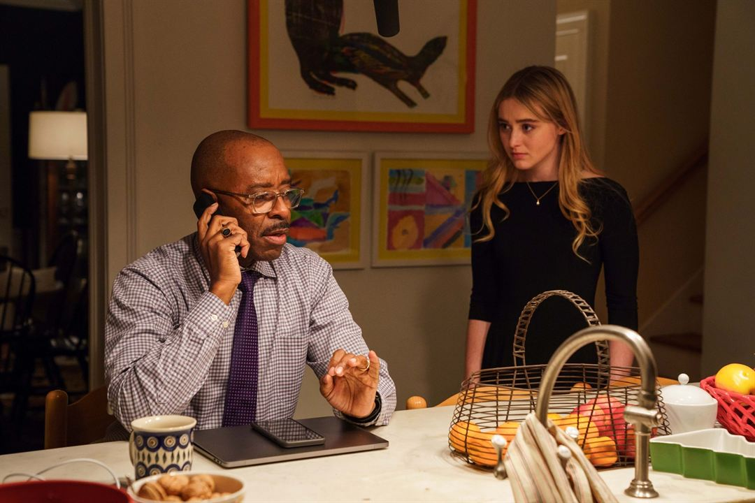Ben Is Back : Bild Courtney B. Vance, Kathryn Newton
