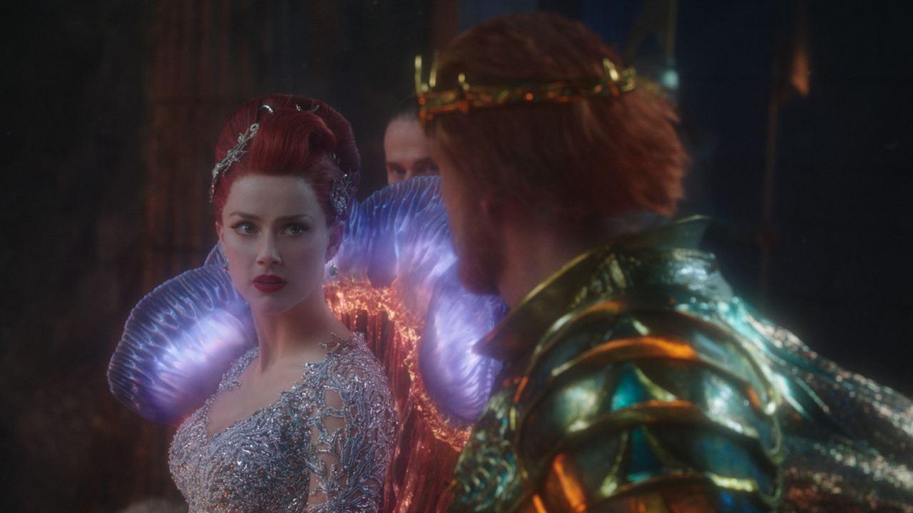 Aquaman: Amber Heard