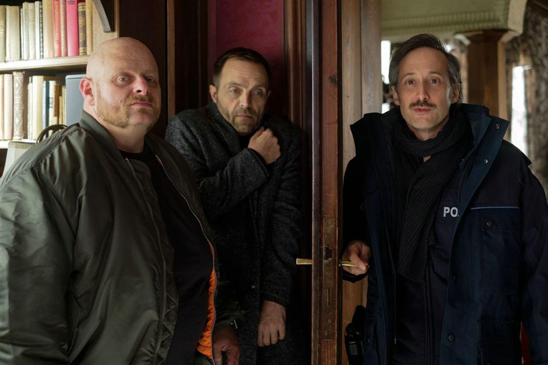 Kalte Füße : Bild Aleksandar Jovanovic, Alex Czerwinski, Michael Ostrowski