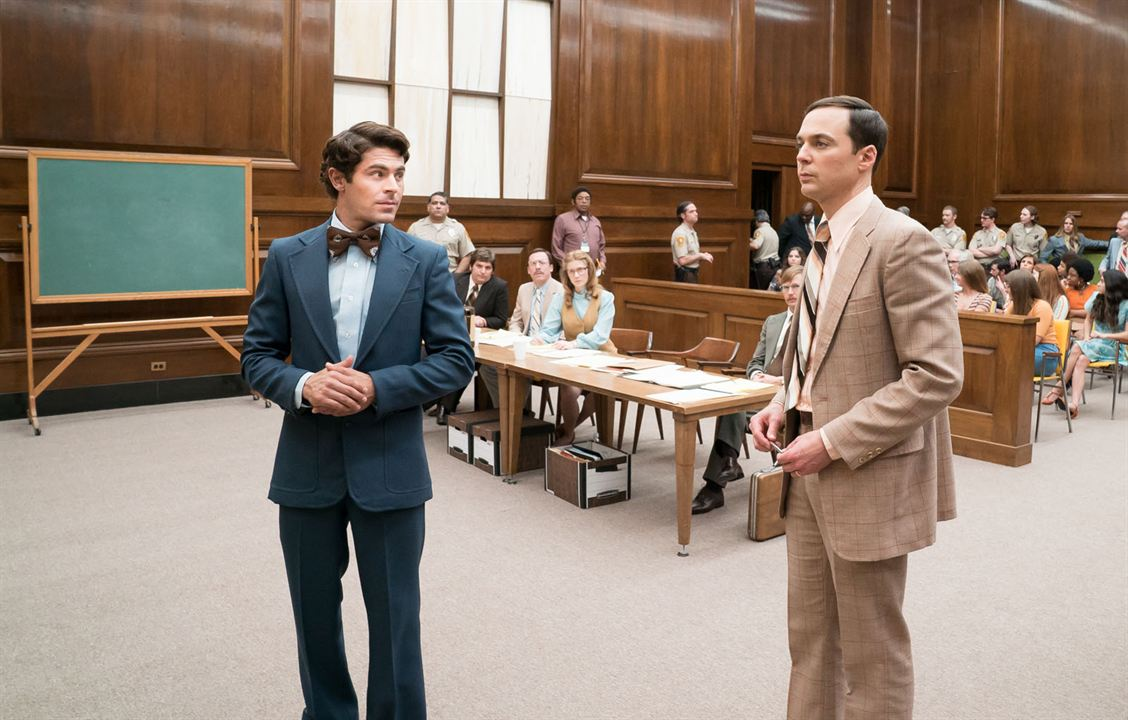 Extremely Wicked, Shockingly Evil and Vile : Bild Jim Parsons, Zac Efron