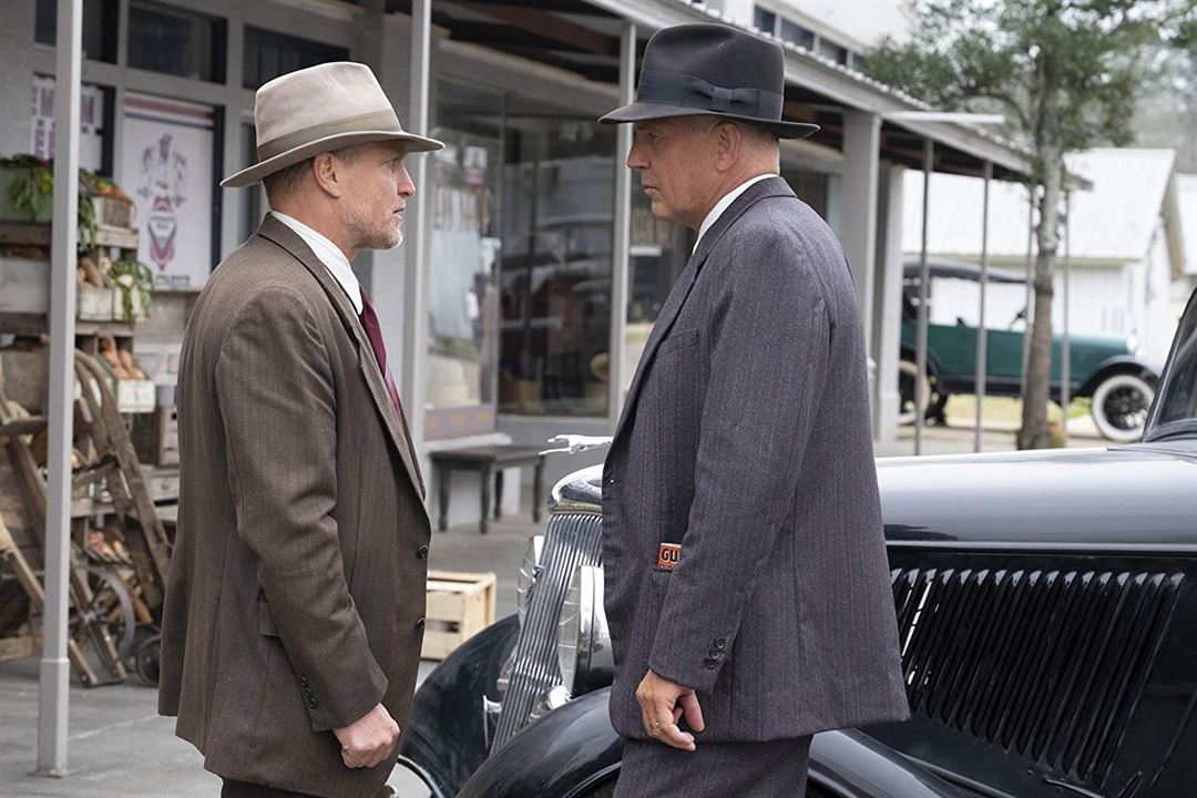 The Highwaymen : Bild Kevin Costner, Woody Harrelson
