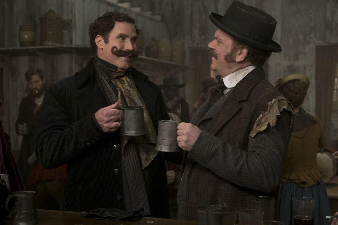 Holmes & Watson : Bild John C. Reilly, Will Ferrell