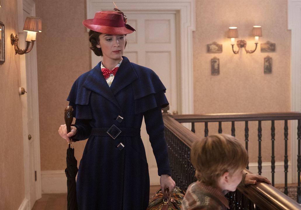 Mary Poppins' Rückkehr : Bild Emily Blunt