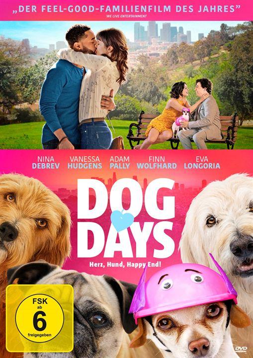 Dog Days - Herz, Hund, Happy End! : Kinoposter