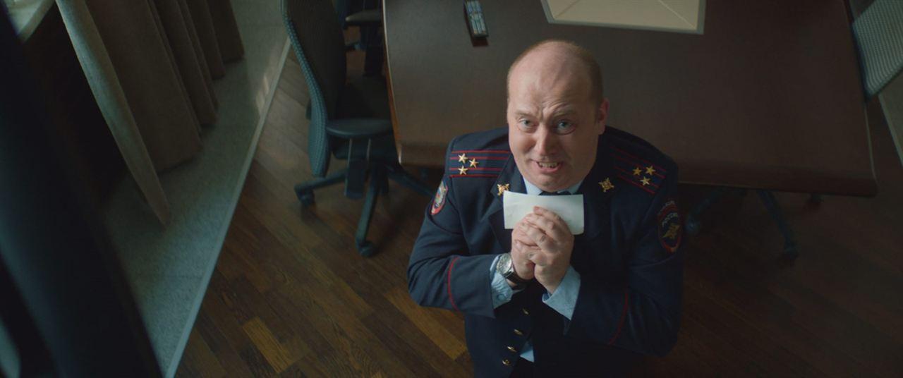 VIP Polizist : Bild Sergey Burunov
