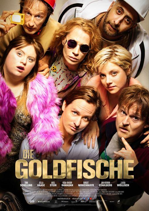 Die Goldfische : Kinoposter