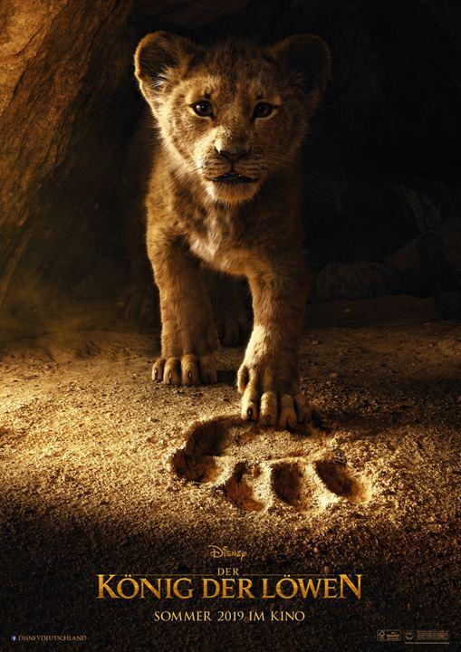 Der König der Löwen : Kinoposter