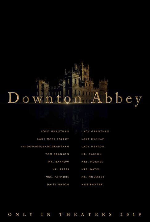 Downton Abbey : Kinoposter