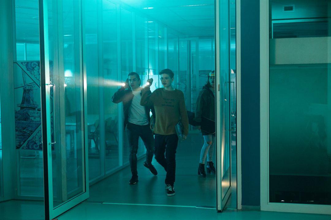 Misfit : Bild Jonathan Elias Weiske, Lisa-Marie Koroll, Moritz Schirdewahn