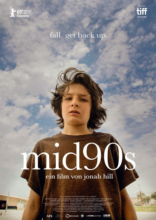 Mid90s : Kinoposter