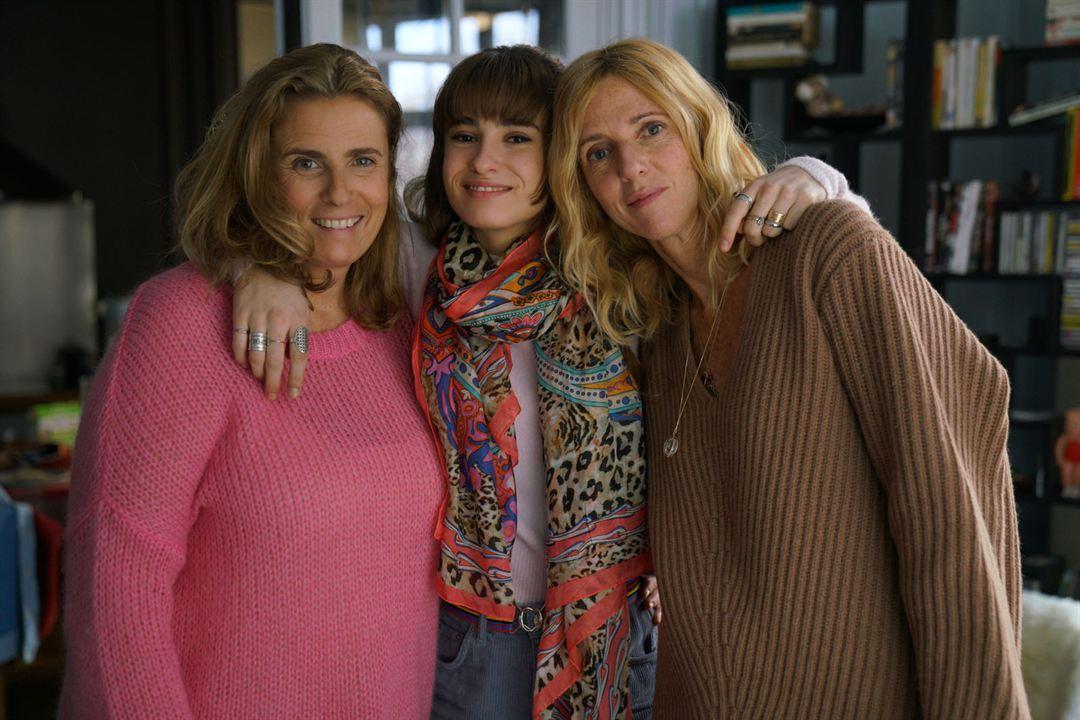Ausgeflogen : Bild Lisa Azuelos, Sandrine Kiberlain, Thaïs Alessandrin