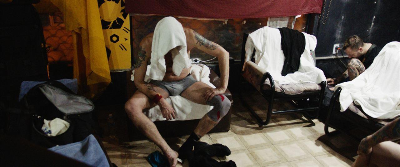 Weil du nur einmal lebst - Die Toten Hosen auf Tour : Bild