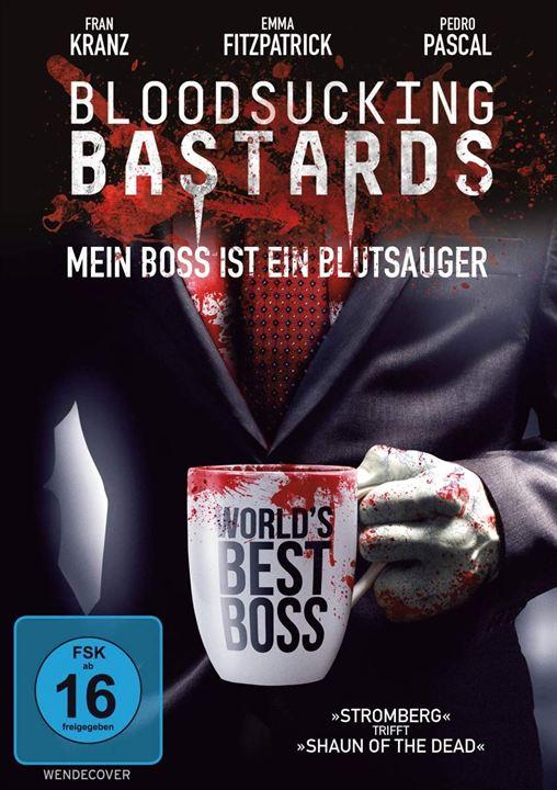 Bloodsucking Bastards - Mein Boss ist ein Blutsauger : Kinoposter