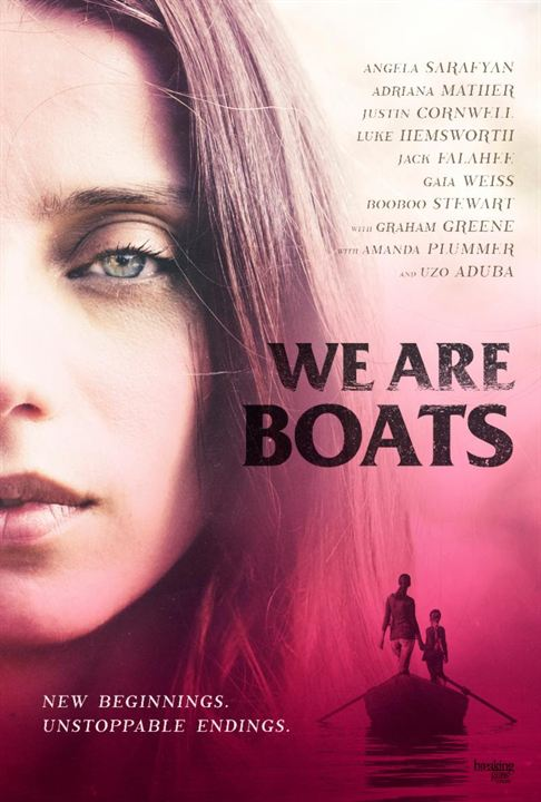 We Are Boats : Kinoposter