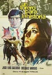 Un torero para la historia : Kinoposter