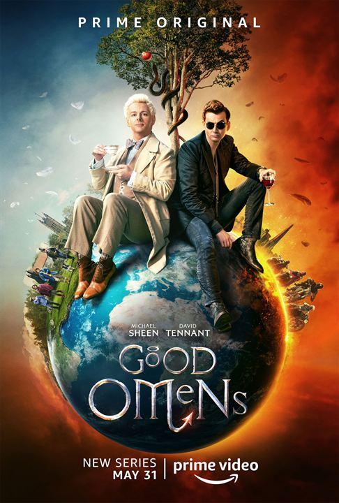 Good Omens : Kinoposter