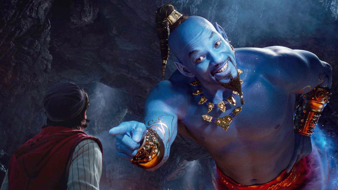 Aladdin : Bild Will Smith