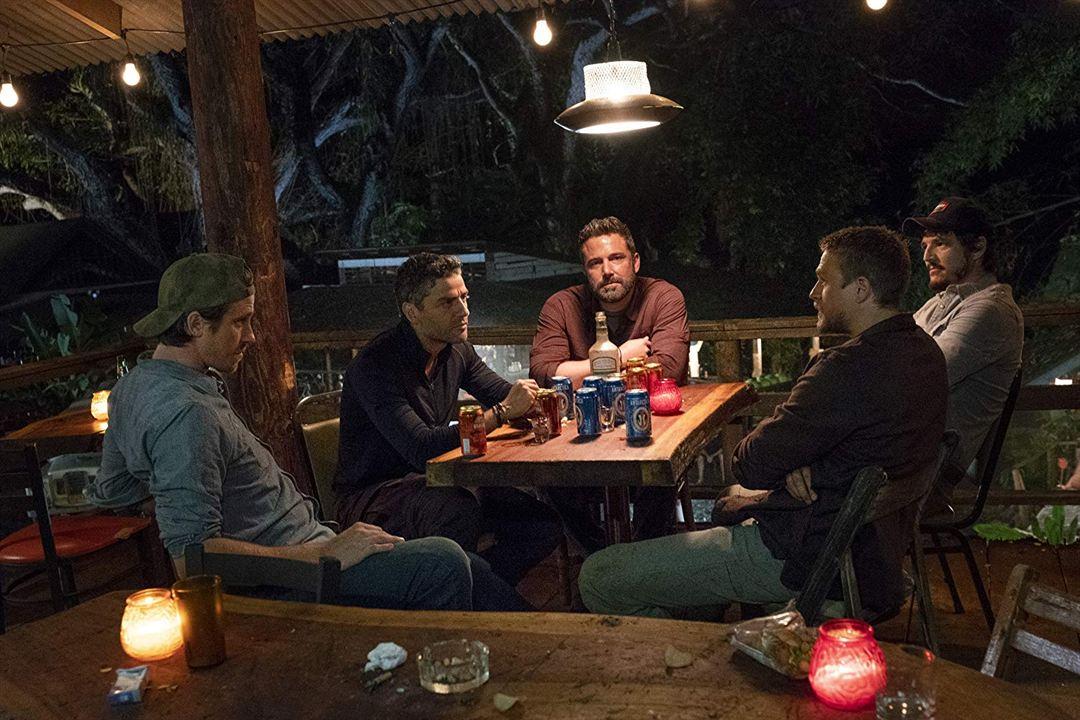 Triple Frontier : Bild Ben Affleck, Charlie Hunnam, Garrett Hedlund, Oscar Isaac, Pedro Pascal