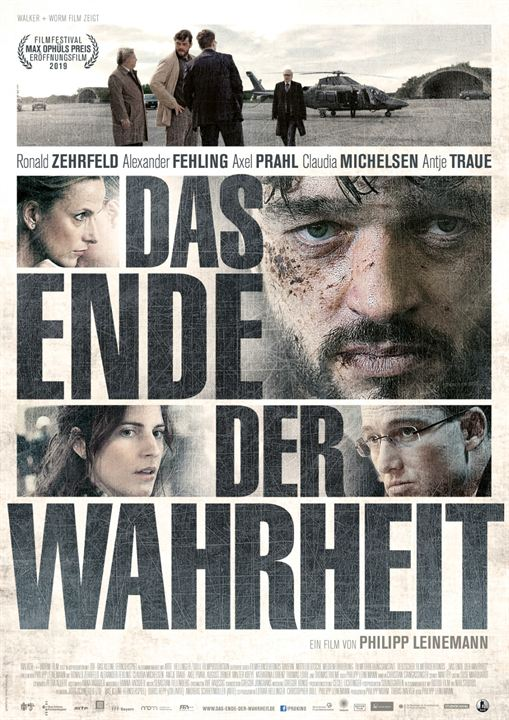 Das Ende der Wahrheit : Kinoposter